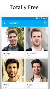 MOOQ – Free Dating App & Flirt and Chat 5