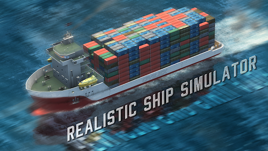 Ship Sim 2019 (MOD, Unlimited Money) APK for Android 1