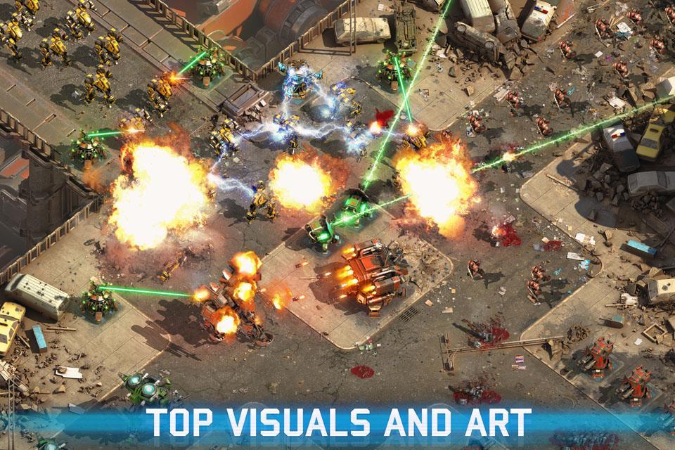 Epic War TD 2– captură de ecran