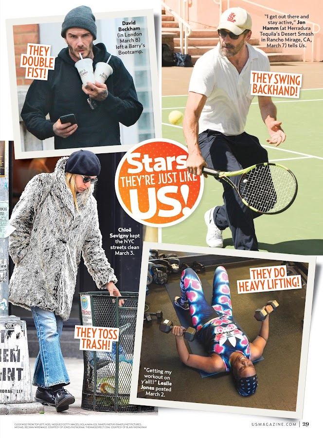 Us Weekly Magazine- screenshot