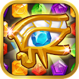 Pharaoh's Fortune Match 3: Gem & Jewel Quest Games apk