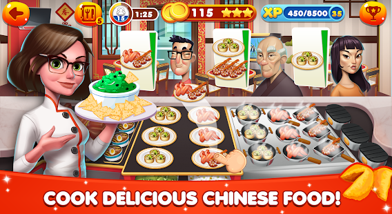 Cooking World – Restaurant Games & Chef Food Fever 5