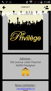 Le Privilège Perpignan - náhled