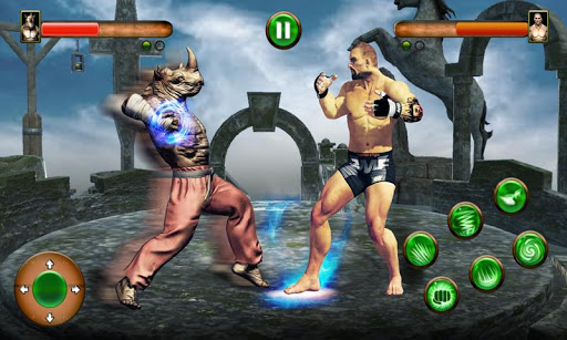 Bodybuilder Fighting Champion: Real Fight Games android2mod screenshots 5