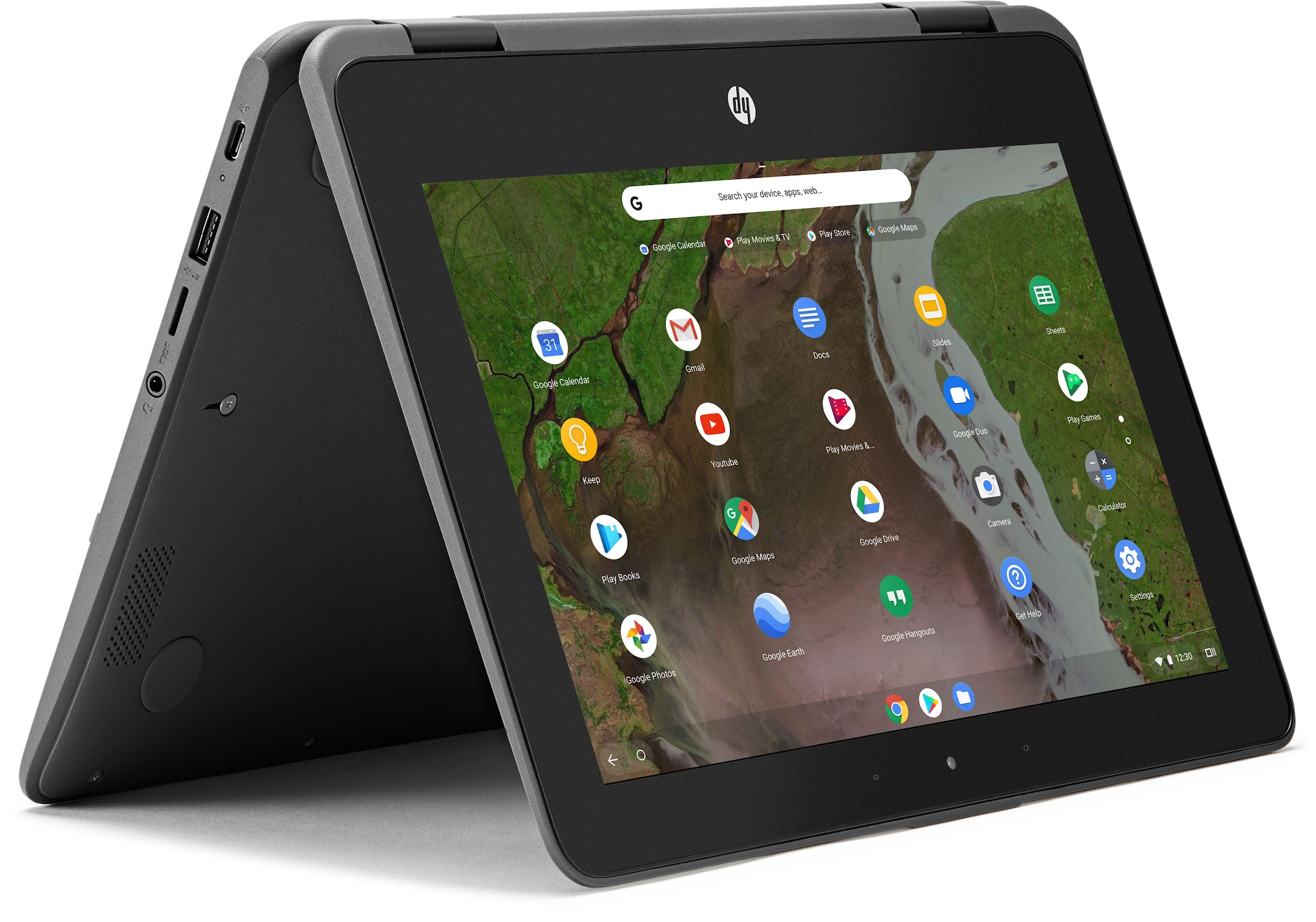 HP Chromebook x360 11 G1 - photo 4