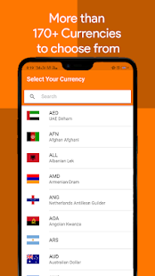 All Currency Converter for PC-Windows 7,8,10 and Mac apk screenshot 2