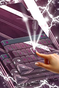 Keyboard For Samsung J5 - náhled