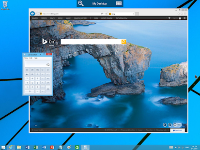 Microsoft Remote Desktop Screenshot 8