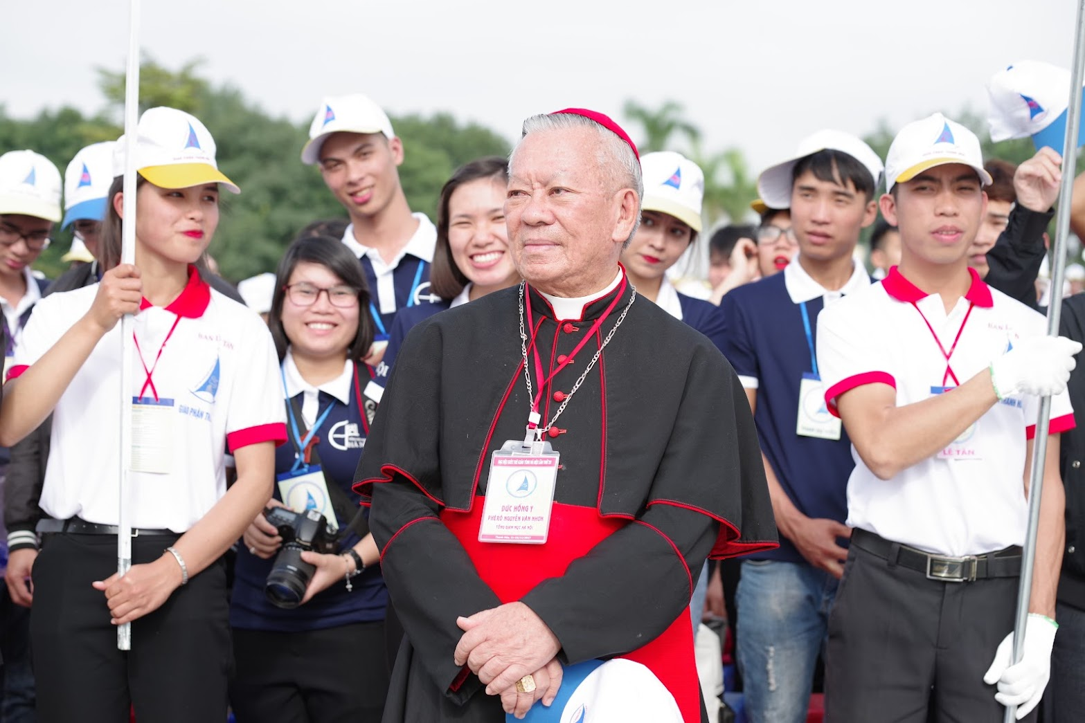 Những hình ảnh đẹp về lễ khai mạc Đại Hội Giới Trẻ giáo tỉnh Hà Nội lần thứ XV tại Thanh Hóa - Ảnh minh hoạ 26