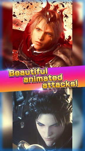 FINAL FANTASY  BRAVE EXVIUS apkpoly screenshots 18