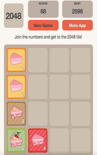 2048 Cupcake Maker Games