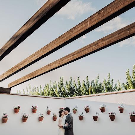 Fotógrafo de bodas Fran Ménez (franmenez). Foto del 05.08.2018