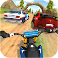 Dirt Bike Rally Racing Turbo