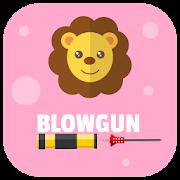 blowgun (cerbatana)