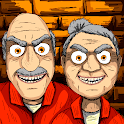 Grandpa and Granny 3: Death Hospital. Horror Game icon