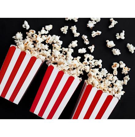 Popcornboxar - Pirates party