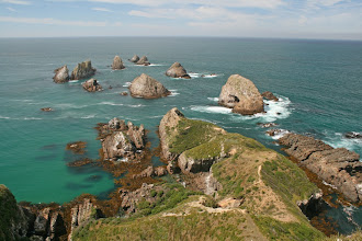 Photo: Nugget Point