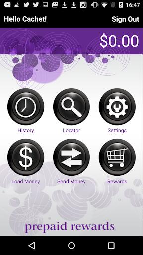 prepaid rewards