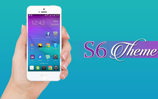 S6 Launcher and Theme