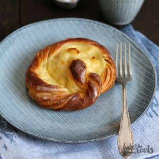 German Pudding Pretzels.