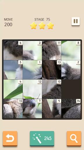 Slide Puzzle King 1.0.7 screenshots 4