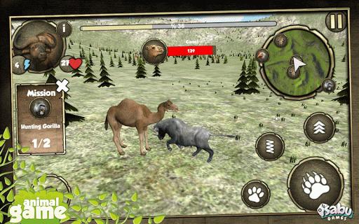 水牛城野生模擬