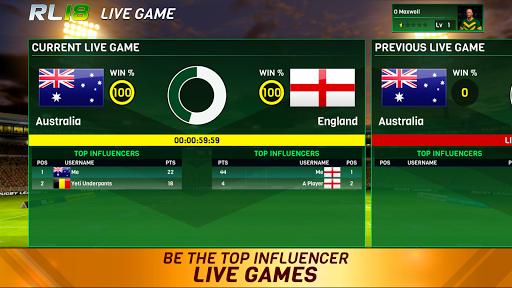 Rugby League 18 1.2.0.47 screenshots 10