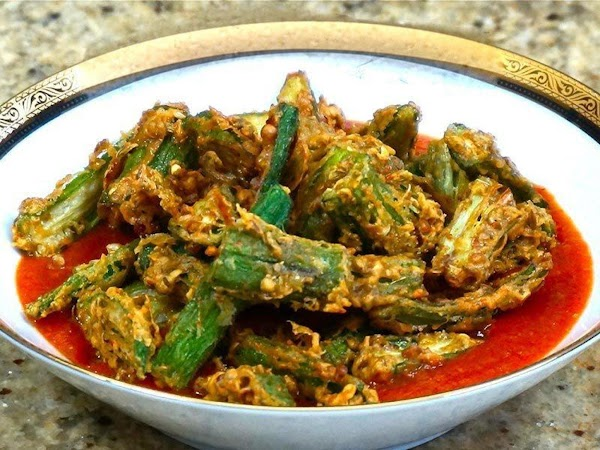 You can make an Okra Curry