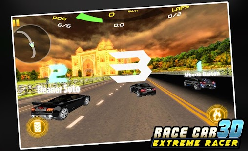 Race Car 3D Extreme Racer for PC-Windows 7,8,10 and Mac apk screenshot 4