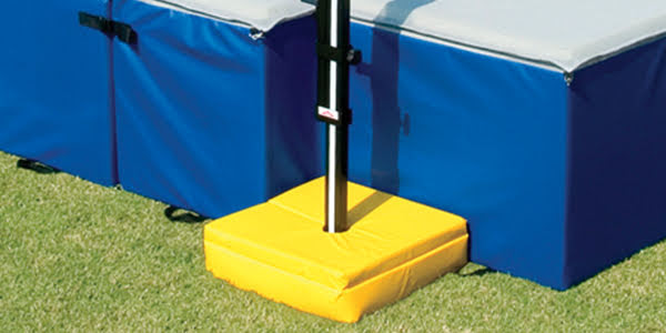 Square High Jump Standard Pad