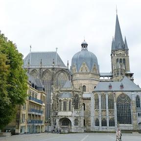 【コロナ後に行きたい世界遺産】幻想世界に息を呑むドイツ・アーヘン大聖堂