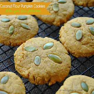 Coconut Flour Pumpkin Cookies Recipes
