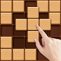 Wood Block Sudoku Game -Classic Free Brain Puzzle icon