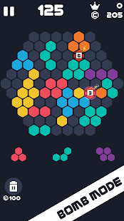 Hexa 1010 Fill Hexagon Puzzle, Hex Block Blast - náhled
