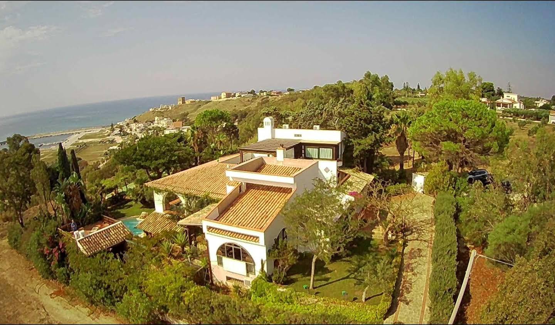 Villa avec piscine Porto Palo