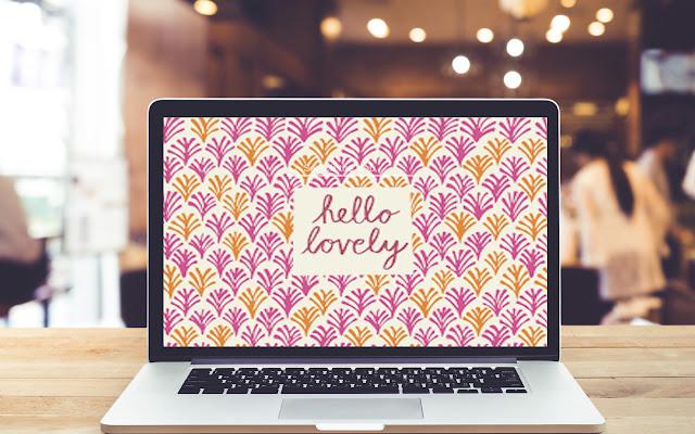 Caroline Gardner HD Wallpapers Design Theme