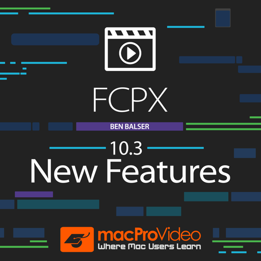 New Features For FCP X 10.3 file APK Free for PC, smart TV Download