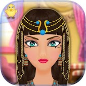 Egypt Princess dress up