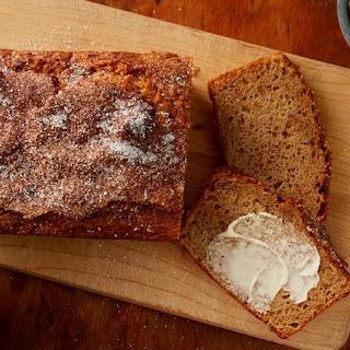 Easy Cake Mix Apple Bread.
