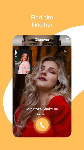 HoneyCam Chat screenshot 1