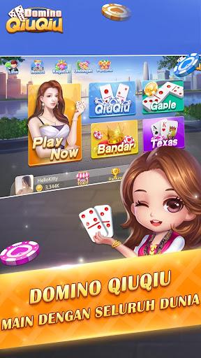 Domino QQ free 99 Hiburan Online 1.0.9 screenshots 1