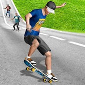 Street Skateboard Skating Game