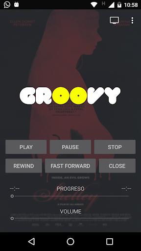 Groovy TV Control 1.2 screenshots 1