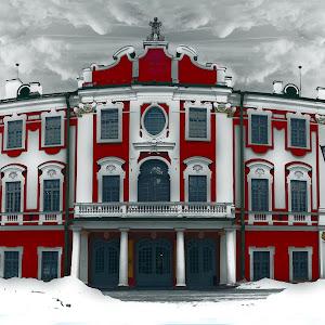 2011, Estonia, Tallinn, Palazzo Kadriorg, esterno, di fronte.jpg