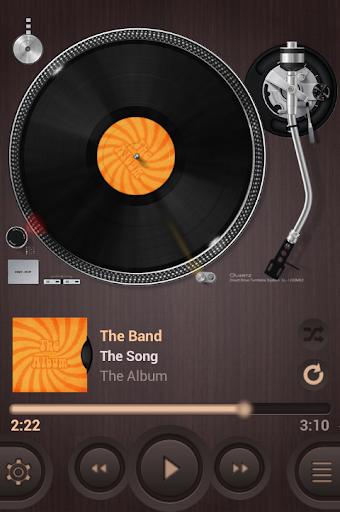 Vinylage Music Player 2.0.1 screenshots 1