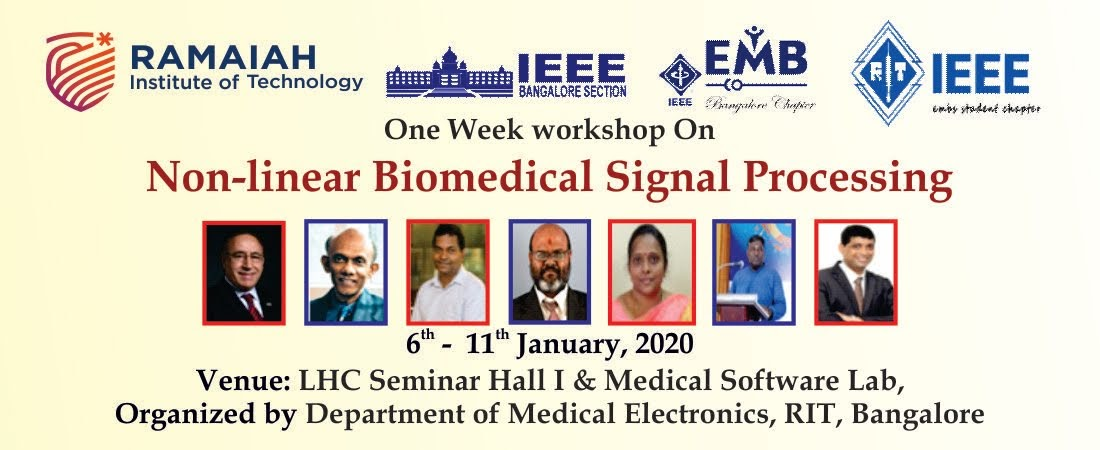 Non linear Biomedical Signal Processing