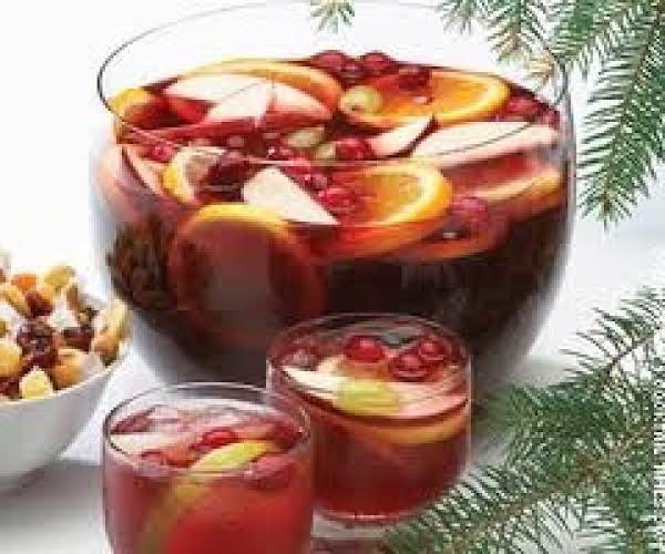 Spicy Punch Recipe