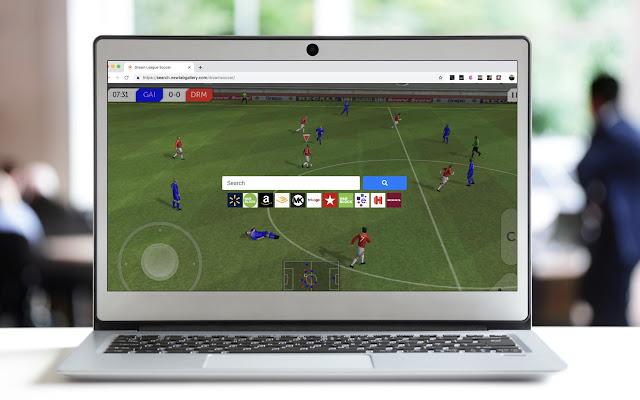 Dream League Soccer Search