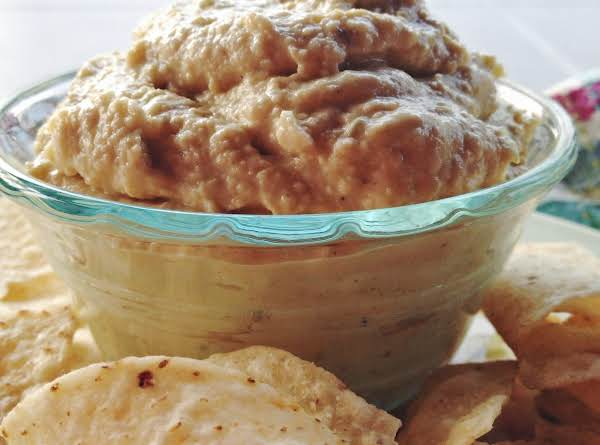 Creamy Hummus Dip