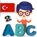 Sesli Türkçe Alfabe Öğren icon